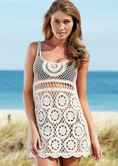 crochet/crinochet dress