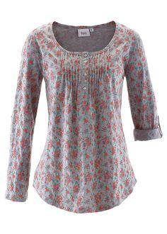 Shirt Długie rękawy z możliwością • 44.99 zł • bonprix