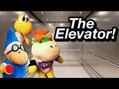 SML Movie: The Elevator! - YouTube
