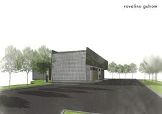 Marketing Office #rovalinogultom #proposal #architecture #conceptual