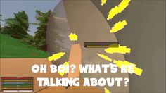 Unturned Funny Moments Ep1   Bumper Cars, UFO's, Killing Friends!
