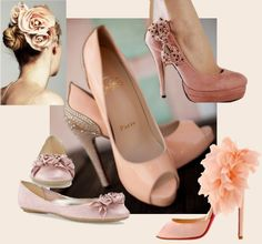 Soft Blushes of Glamour