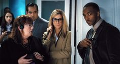 Image of Sandra Bullock, Ann Dowd and Anthony Mackie in Our Brand is Crisis