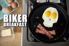 .Biker breakfast #ha