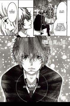 Kyou no kira-kun manga