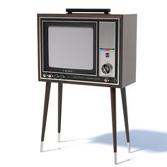 Check out the legs on this Trinitron