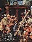 Mattias Grunewald 1478-1528 Christ Bearing the Cross