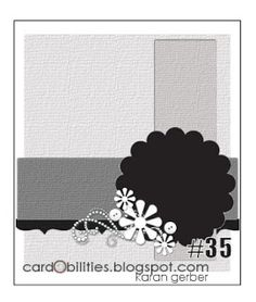 Cardabilities: Card Sketch #35