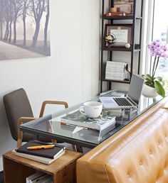 10 Perfect Living Room Home Office Nooks Short On Space But Not
