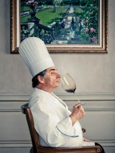"""""""What's Wrong with the Michelin Guide"""" - A.A. Gill for Vanity Fair"""