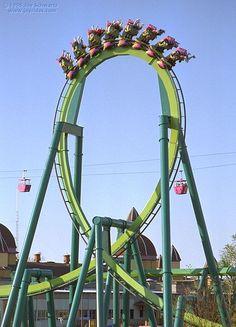Raptor, Cedar Point, Ohio