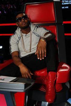 Usher #UshersLeg #TeamUsher