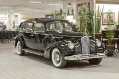 1941 Packard Sedan Presidential Parade Car