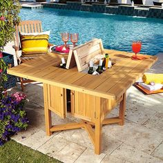 Fancy - 3-in-1 Cooler Dining Table