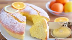 Citronově-jogurtová bábovka jako dech: Ještě nikdy jsem nejedla tak vláčnou a výbornou bábovku! - youi.cz Sweet Recipes, Cake Recipes, Dessert Recipes, Desserts, Ice Cream Candy, Yogurt Cake, Angel Cake, Sweet Cakes, Cakes And More