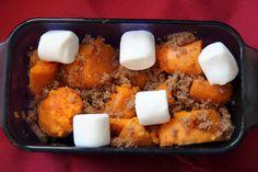 Easiest ever sweet potato recipe