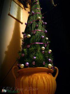 Grincsfa / Manófa / Karácsonyfa (Suci) - Meska.hu