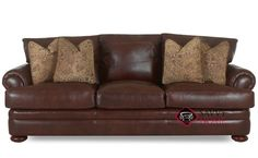 The San Jose leather sofa is a classic styled sofa that is made in leather. It has a sinuous spring seating system and removable seating cushion. Red Leather Couches, Leather Sofa Set, Leather Loveseat, Leather Ottoman, Furniture Sofa Set, Leather Furniture, Furniture Making, Garden Furniture, Montezuma