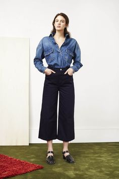 Each x Other Pre-Fall 2016 Collection Photos - Vogue