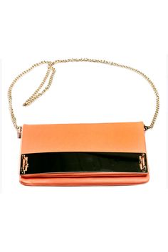 Fold-Over Convertible Clutch #clutch #convertable