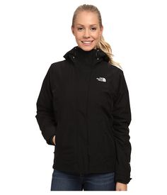 The North Face Claremont Triclimate® Jacket TNF Black/TNF Black - Zappos.com Free Shipping BOTH Ways