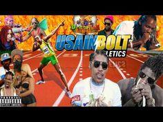 New Usain Bolt 9.81 Dancehall Mix September 2016 - Vybz Kartel, Popcaan,...
