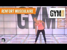 Tonifier son corps avec des haltères  - Renfort musculaire 62 - YouTube