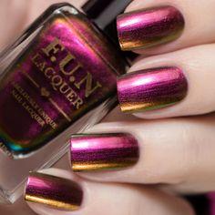 Fun Lacquer Unconditional Love Nail Polish (Love 2015 Collection)