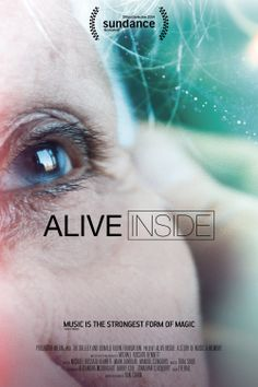 """""""Alive Inside"""" Music and Memory - #sundance14 My absolute favorite take away U.S. documentary film this year."""