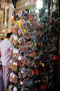 Colaba Street Market - Central, Mumbai, India