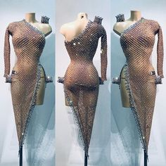 V E S A H I E T A L A (@vesahietala) • Instagram photos and videos Dance Dresses, Fishnet, Backless, Photo And Video, Formal Dresses, Instagram, Videos, Photos, Fashion