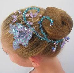 Custom Lace headpiece