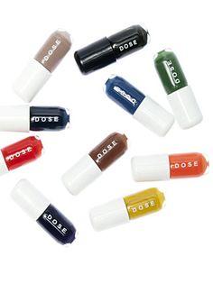 dose nail polish