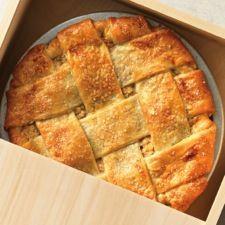 Blue Ribbon Caramel-Apple Pie: King Arthur Flour