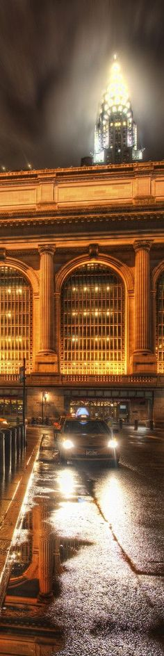 Gran Central Station, NYC