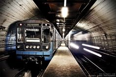 Budapest Undergrund by Rizsavi Tamás on Level Design, Moscow Metro, Budapest, Photography Contests, Metroid, My Town, Train Station, View Photos