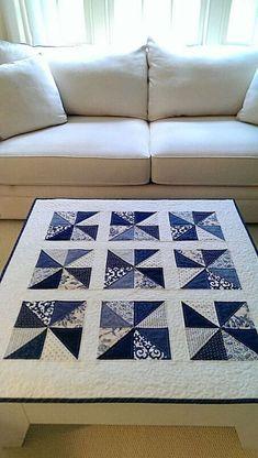 Pinwheel Quilt Pattern PDF Patriotic Quilt Patterns Beginner