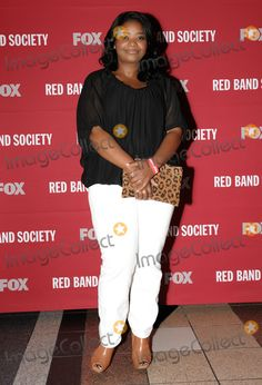 """10 July 2014 - Atlanta, Georgia - Octavia Spencer. Screening and cast Q&A for the upcoming Fox TV series """"Red Band Society,"""" filmed in Georgia. Executive-produced by Stephen Spielberg the cas is as follows: Academy Award winner Octavia Spencer (Nurse Jackson), with Dave Annable (Dr. William McAndrew), Astro (Dash), Ciara Bravo (Emma), Griffin Gluck (Charlie), Zoe Levin (Kara Souders""""), Rebecca Rittenhouse (Nurse Brittany Dobler), Charlie Rowe (Leo Roth), Nolan Sotillo (Jordi Palazios). Photo…"""