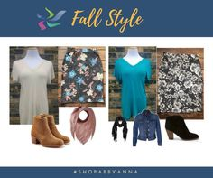 abby + anna boutique has amazing USA Made pencil skirts that make a great fall outfit with our exclusive bamboo tops! Add some boots and a jean shirt or jacket and you're all set!