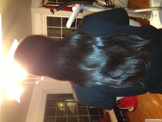 Nice I'am selling my hair : 21 inch Virgin Thick Sleek and Healthy Black Hair Check more at http://sellhaironline.com/ads/21-inch-virgin-thick-sleek-and-healthy-black-hair/