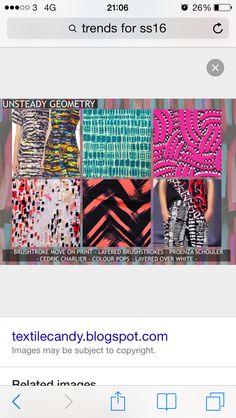 Unsteady geometry
