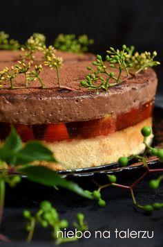 ciasto zgalaretką