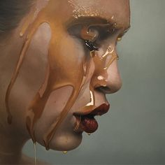 Hyper-realistic portraits by Mike Dargas - Ego - AlterEgo Oil Portrait, Hyperrealism, Drawing Examples, Hyperrealism Paintings, Painting, Realistic Art, Art, Photorealistic Portraits, Realistic Paintings