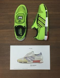 Adidas Micropacer ... From '84 ...