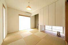 和室 @ / みどりと風工房 施工実例 Washitsu, Zen Room, Japanese House, Japan Fashion, Ideal Home, Tiny House, Sweet Home, Interior Design, House Styles