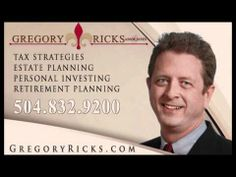 Gregory Ricks: The Downsides to Annuities - YouTube - winning at life with Gregory ricks - Gregory ricks and associates- new Orleans, la - metairie, la - 99.5 wrno rush radio