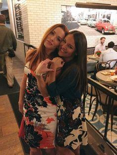 Yara Martinez & Bridget Regan #JaneTheVirgin