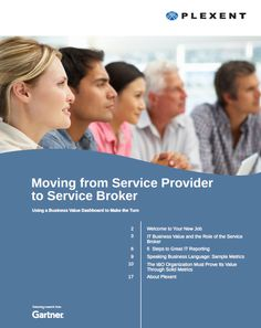 Moving from IT Service Provider to Service Broker [ebook]