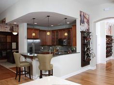#AthomeBuilders Our Chef's Kitchen provides you with the highest quality products for your custom gourmet kitchen  www.athomebuilders.com