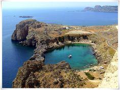 Uma Brasileira na Grécia: Top 20 das belas Praias da Grécia